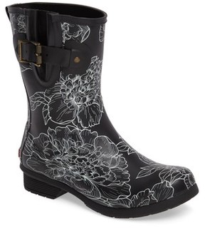Chooka Women's Cora Mid Rain Boot