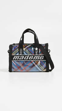 Le Sport Sac x MadeMe Mini Duffel Crossbody Bag