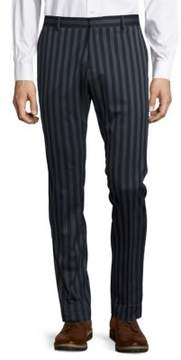 Selected Skinny Striped Suit Pants