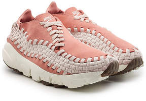 Nike Footscape Woven Suede Sneakers