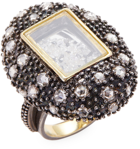 Artisan Women's Diamond shaker Ring