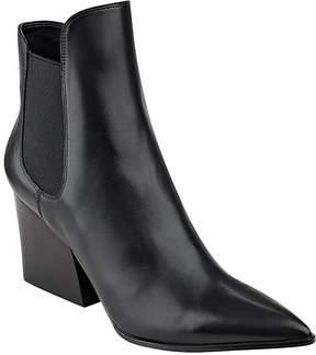 KENDALL + KYLIE Finley Pointed Toe Block Heel Booties