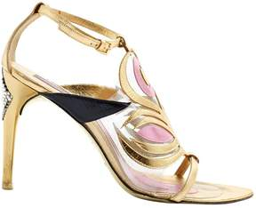 Emilio Pucci Leather sandals