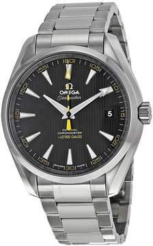 Omega Seamaster Aqua Terra Black Dial Men's Watch 23110422101002