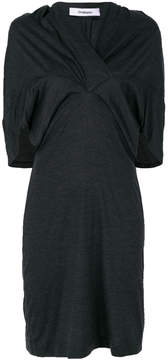 Chalayan tie delta dress