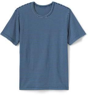 Lands' End Lands'end Men's Stripe Jersey Tee