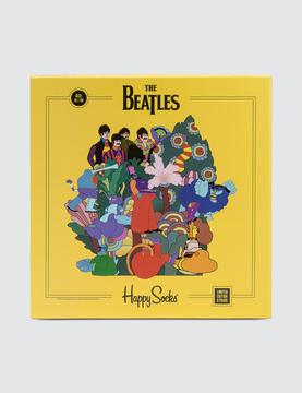 Happy Socks The Beatles Collector Box Set (Pack of 6)