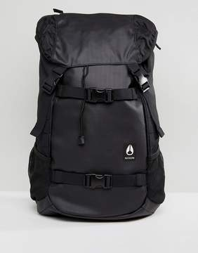 Nixon Landlock III Backpack in Black