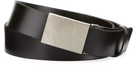 Robert Graham Sawtell Paisley-Engraved Belt