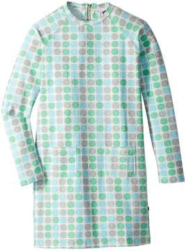 Toobydoo Jersey Knit Shift Mod Dress Girl's Dress