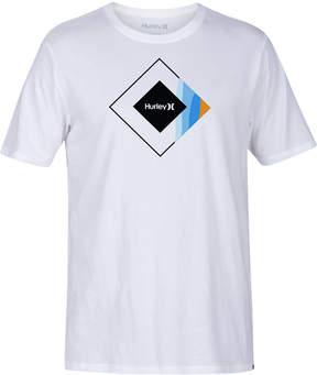 Hurley Men's Prism Block Graphic T-Shirt