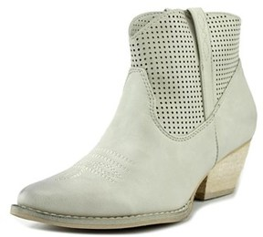 Very Volatile Mishka Women Pointed Toe Synthetic Western Boot.