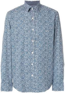 Michael Kors scribble-print shirt