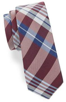 Lord & Taylor Boy's Plaid Silk Tie
