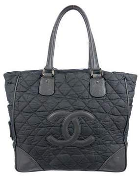 Chanel Timeless Nylon Tote