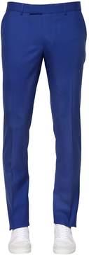 The Kooples Cool Wool Tuxedo Pants