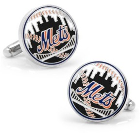 Cufflinks Inc. Men's Cufflinks, Inc. New York Mets Cuff Links