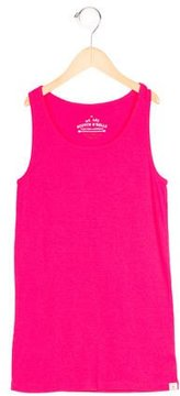 Scotch R'Belle Girls' Sleeveless Rib Knit Top