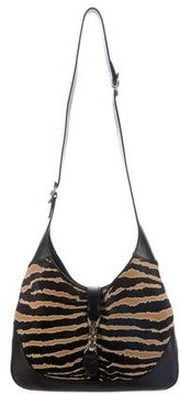Gucci Pony Hair Jackie Bag - ANIMAL PRINT - STYLE