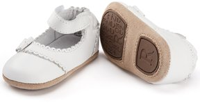 Robeez Baby Girls' 3-24 Months Faux-Leather Mary Jane Shoes