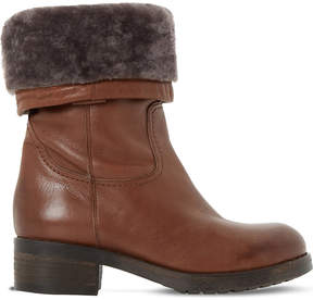 Dune Roderik leather calf boots