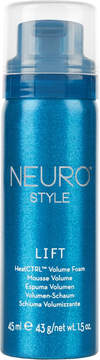 Paul Mitchell Travel Size Neuro Style Lift HeatCTRL Volume Foam