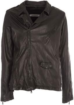 Giorgio Brato Zipped Biker Jacket