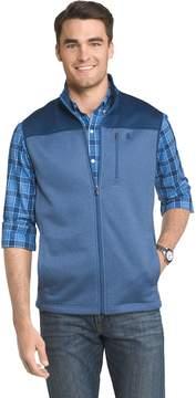 Izod Men's Advantage Sportflex Regular-Fit Fleece Vest