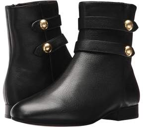 MICHAEL Michael Kors Maisie Flat Bootie Women's Dress Zip Boots