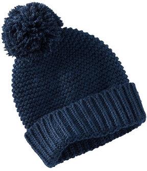 L.L. Bean Chunky Pom Hat