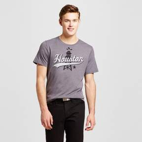 Awake Men's Texas Houston Strike It Rich T-Shirt - Charcoal Gray