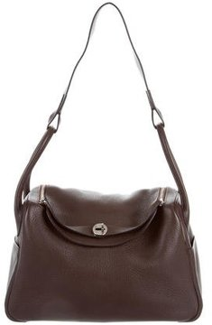 Hermes Clemence Lindy 34 - BROWN - STYLE