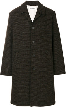 Universal Works tweed coat