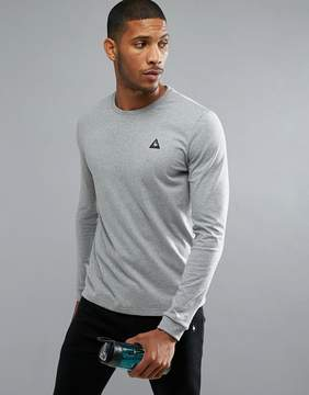 Le Coq Sportif Logo Long Sleeve Top