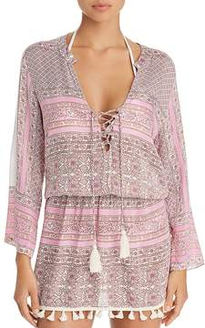 Cool Change Coolchange Chloe Tunic Swim Cover-Up