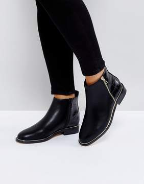 Office Abbie Metal Trim Boots