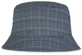 Topman Check Bucket Hat