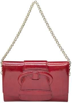 Sergio Rossi Patent leather handbag