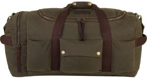 Barbour Wax Cotton Duffel