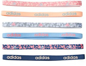 Adidas Women's Adidas Fighter 6-pk. Floral & Solid Headband Set