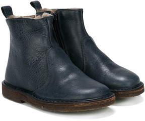 Pépé shearling-lined ankle boots
