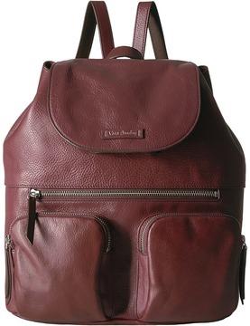 Vera Bradley Gallatin Cargo Backpack Backpack Bags - BITTERSWEET CHOCOLATE - STYLE