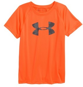 Under Armour Toddler Boy's Utility Big Logo Heatgear T-Shirt