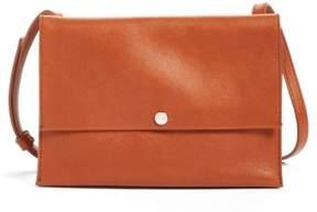 Shinola Crossbody Leather Bag - Brown