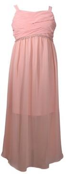Iris & Ivy Girl's Sleeveless Chiffon Dress