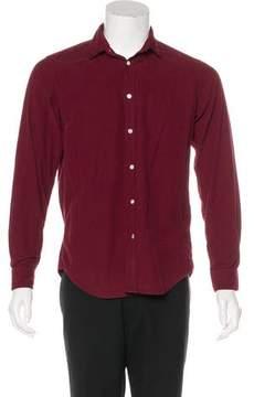 Hartford Corduroy Woven Shirt w/ Tags