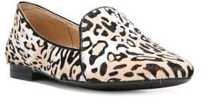Naturalizer Emiline Cheetah Print Loafers