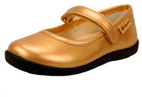 Naturino Gold Mary Jane