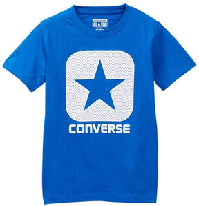 Converse Mesh Boxstar Tee (Big Boys)