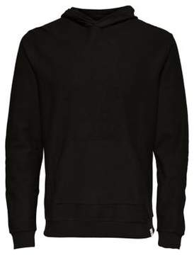 ONLY & SONS Textured Cotton Hoodie
